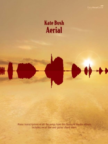 Kate Bush: Aerial: Piano Vocal Guitar