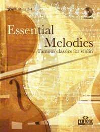 Essential Melodies: Various Composers: Violin