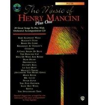 Mancini Plus One: Alto Sax: Bk & Cd