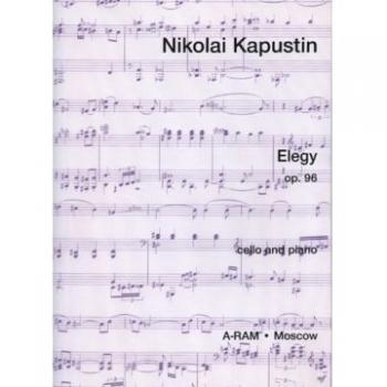 Nearly Waltz: Op 98: Cello