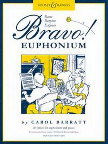 Bravo Euphonium: Treble Clef Or Bass Clef