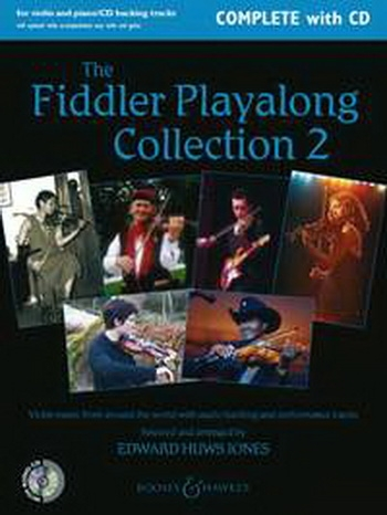 Fiddler Playalong Collection: Book 2
