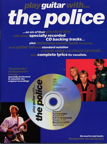 Play Guitar With The Police