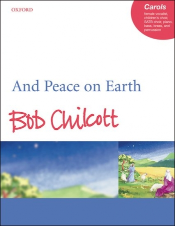 And Peace On Earth: Vocal SATB