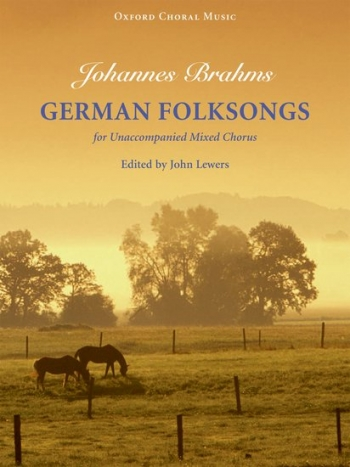 German Folksongs Vocal SATB