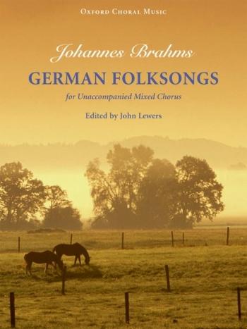 German Folksongs Vocal SATB