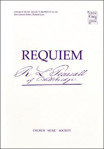 Requiem: Satb: Vocal Score