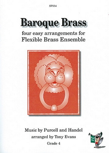 Baroque Brass: Purcell and Handel: Flexible Brass  Ensemble