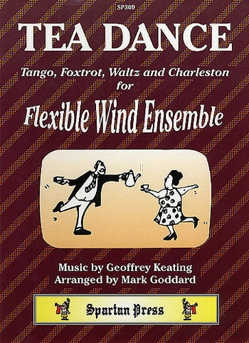 Tea Dance- Flexible Wind  Ensemble- Score and Parts