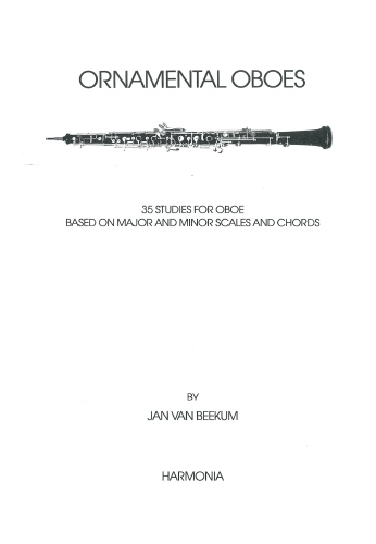 Ornamental Oboes: 35 Studies