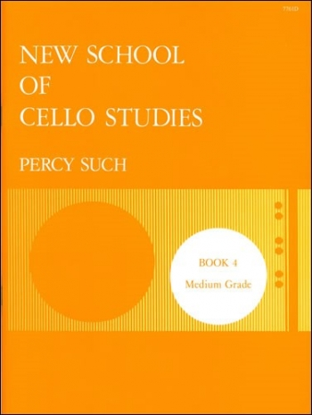 New School Of Cello Studies Book 4  (Stainer & Bell)