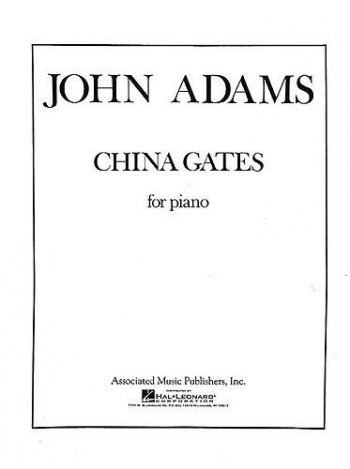 China Gate: Piano (Schirmer)