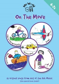 On The Move: Songbook Age 4-7: Book & Cd