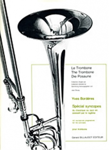 Borderes: Special Syncopes: Trombone