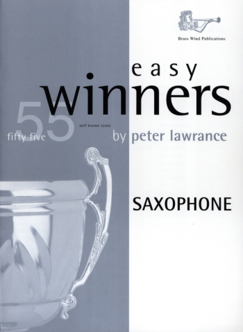 Easy Winners: Saxophone Part  (Brasswind)