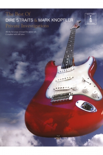 Dire Straits: Private Investigations: Guitar