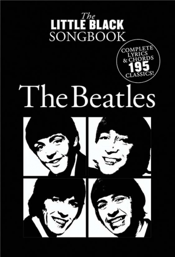 Little Black Songbook: The Beatles: Lyrics & Chords
