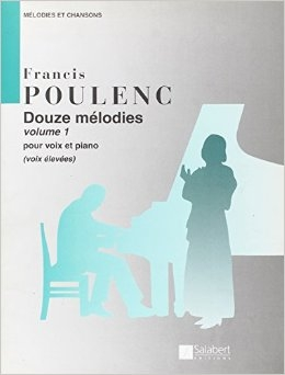 12 Melodies: Vol 1: Solo Voice And Piano