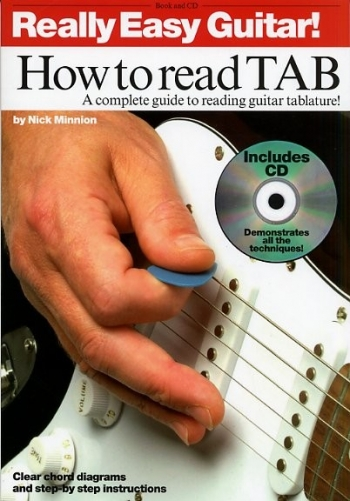 Really Easy Guitar: How To Read Tab
