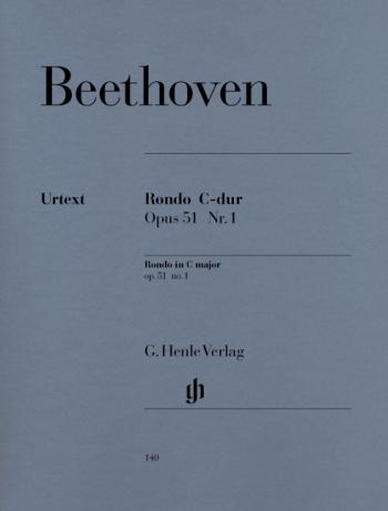 Rondo: C Op.5 No.1: Piano  (Henle)