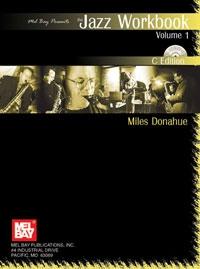 Jazz Workbook: 1: C  Edition: Book & CD