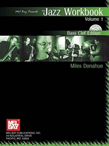 Jazz Workbook: 1: Bass  Edition