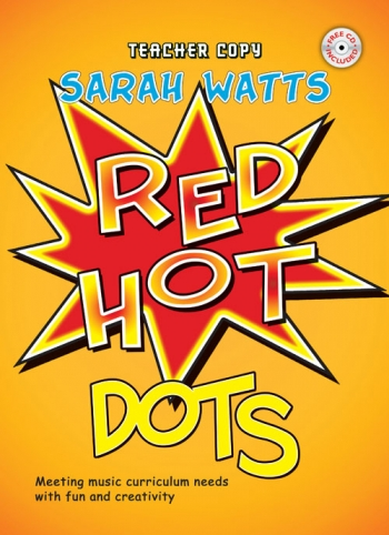 Red Hot Dots: Teachers Copy: Ks1 and 2: Book & CD