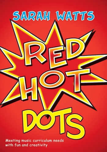 Red Hot Dots: Student Copy: Key Stage 1and2: Book Only