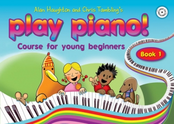 Play Piano Book 1 Book & Cd: (Haughton)