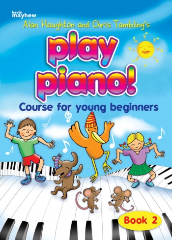 Play Piano Book 2: Book Only