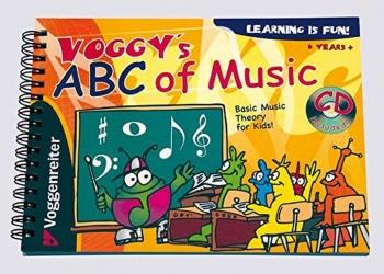 Voggys Abc  Of Music: Theory