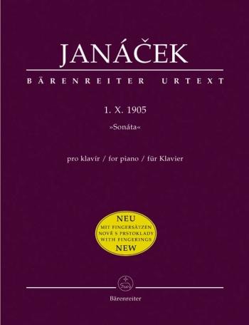 Sonata: 1905 Piano (Barenreiter Ed)