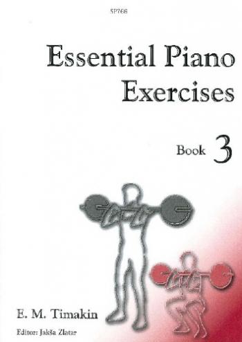 Essential Piano Exercises: Book 3