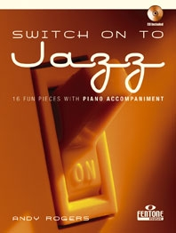 Switch On To Jazz: Flute Book & CD