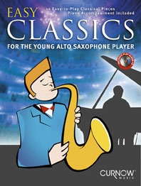 Easy Classics For Alto Saxophone: Young Player