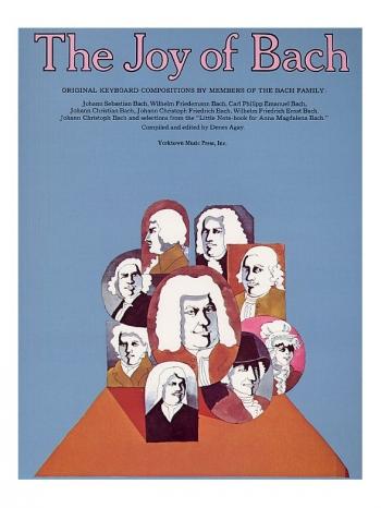 The Joy Of Bach: Piano