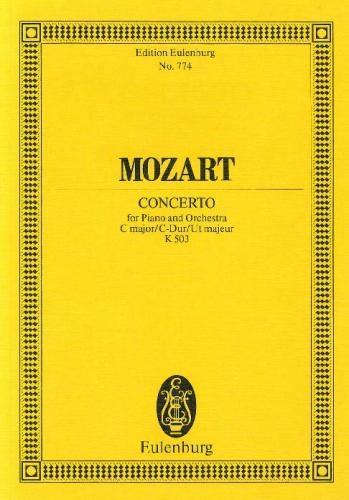 Piano Concerto No.25: K503: Miniature Score