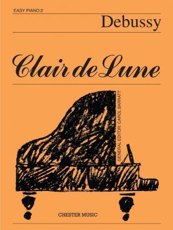 Clair De Lune: Easy Piano (Chester Ed)