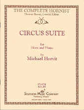 Circus Suite: French Horn & Piano