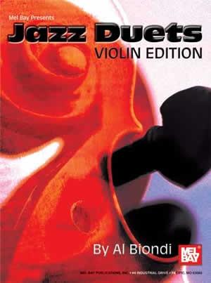 Jazz Duets: Violin