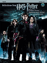 Harry Potter And Goblet Of Fire: Flute: Book & CD