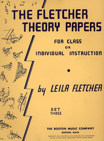Fletcher Theory Papers: Set 3