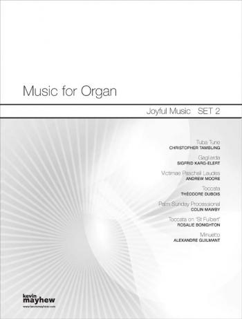 Music For Organ: 2: Joyful Music: Organ