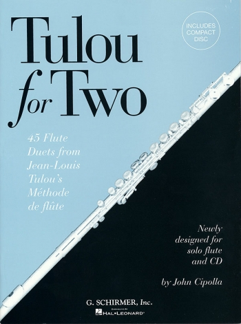 Tulou For Two: Flutes Book & CD