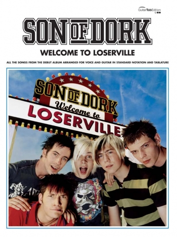 Son Of Dork: Welcome To Loserville: Guitar Tab
