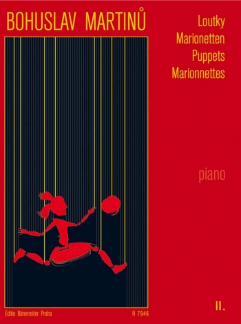 Puppets: Book 2: H.116: Piano (Barenreiter)