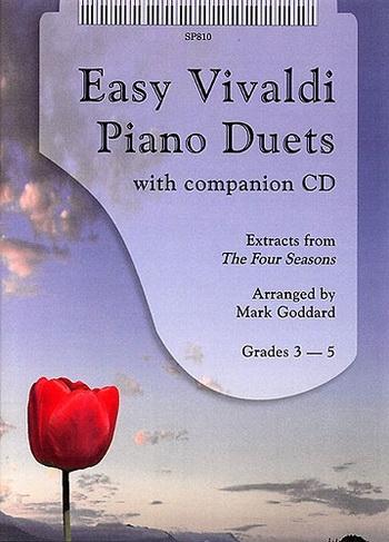 Easy Vivaldi Piano Duets