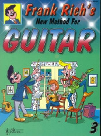Frank Richs: Vol 3 : New Guitar Method