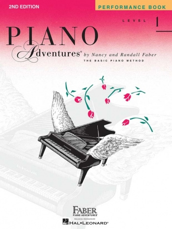 Piano Adventures: Performance Book: Level 1