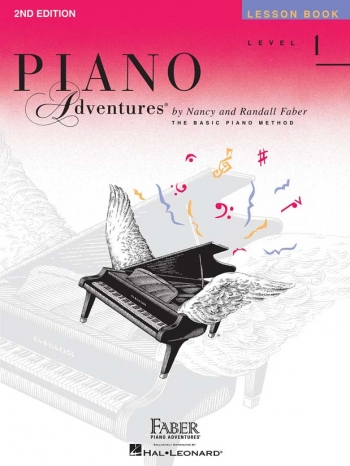 Piano Adventures: Lesson Book: Level 1